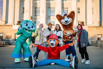 В Екатеринбурге отметят старт волонтёрской программы Всемирных студенческих игр ФИСУ 2023 года