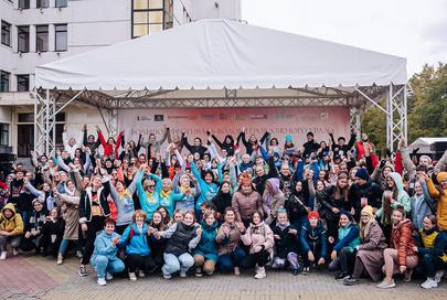 Волонтёрская программа ВСИ-2023 была представлена в Челябинске
